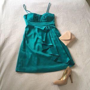 Stunning little green dress